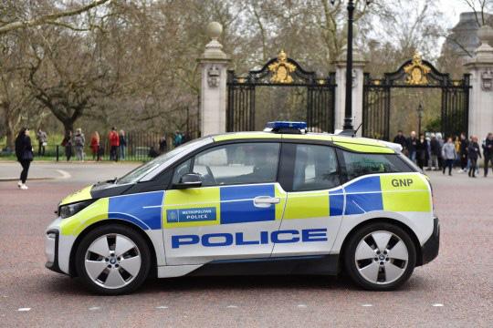 Cảnh sát Anh chi hàng triệu USD mua xe điện bảo vệ môi trường, nhưng muốn bắt cướp phải chờ sạc pin - Ảnh 2.