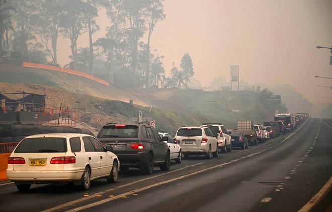 Đại thảm họa cháy rừng Úc nhìn từ không gian: Cả nước như quả cầu lửa, những mảng xanh trù phú bị thay bằng màu khói trắng tang thương - Ảnh 33.