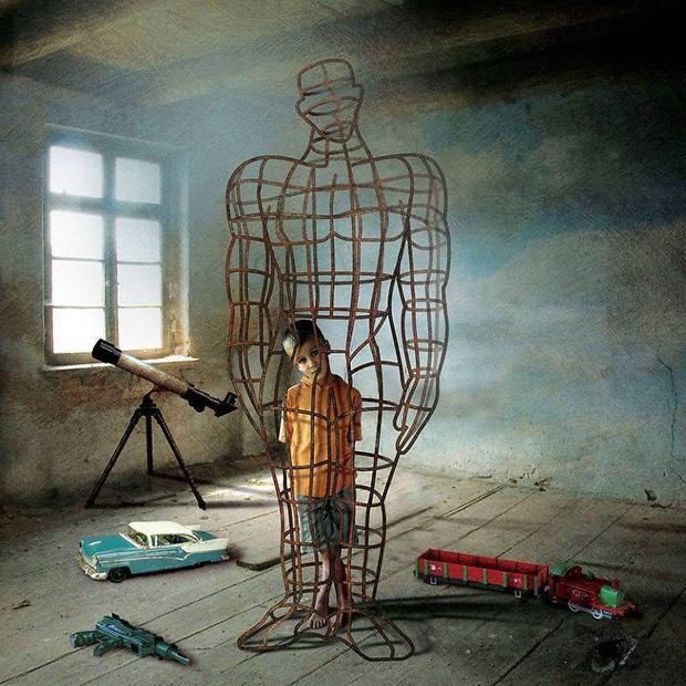 Hình ảnh xót xa khiến chúng ta tỉnh ngộ nhận ra thực tế đáng buồn của xã hội: Tiến hóa thành ghế, làm 'tù nhân' của smartphone - Ảnh 7.
