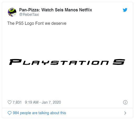 Dân tình chê lên chê xuống logo PlayStation 5, nhưng thực chất nó vẫn thế mà, có khác gì mấy đời máy cũ đâu - Ảnh 7.
