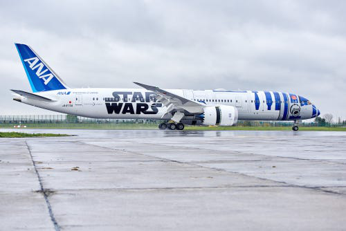 16 hãng hàng không có máy bay được sơn đẹp nhất - Ảnh 11.