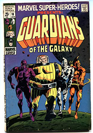 Đây là lý do tại sao Guardians of the Galaxy xứng danh Avengers của Vũ trụ - Ảnh 2.