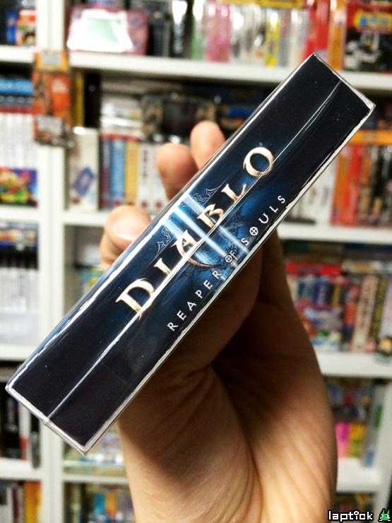 Độc đáo phiên bản Diablo III: Reaper of Souls trên Gameboy 6