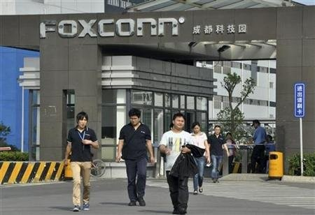 Foxconn dự định thành lập trung tâm nghiên cứu tại Nhật Bản 1
