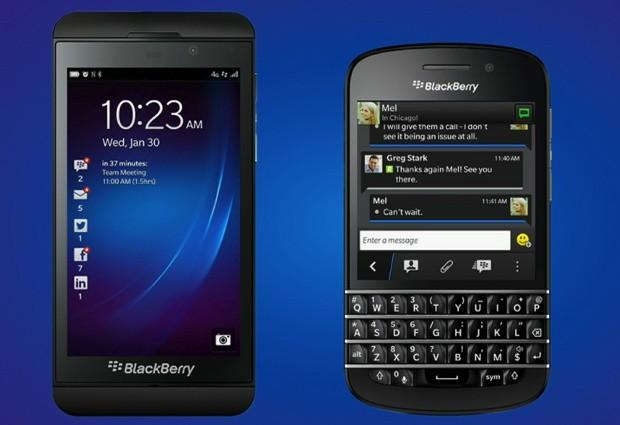 Blackberry 10: Đã muộn 1