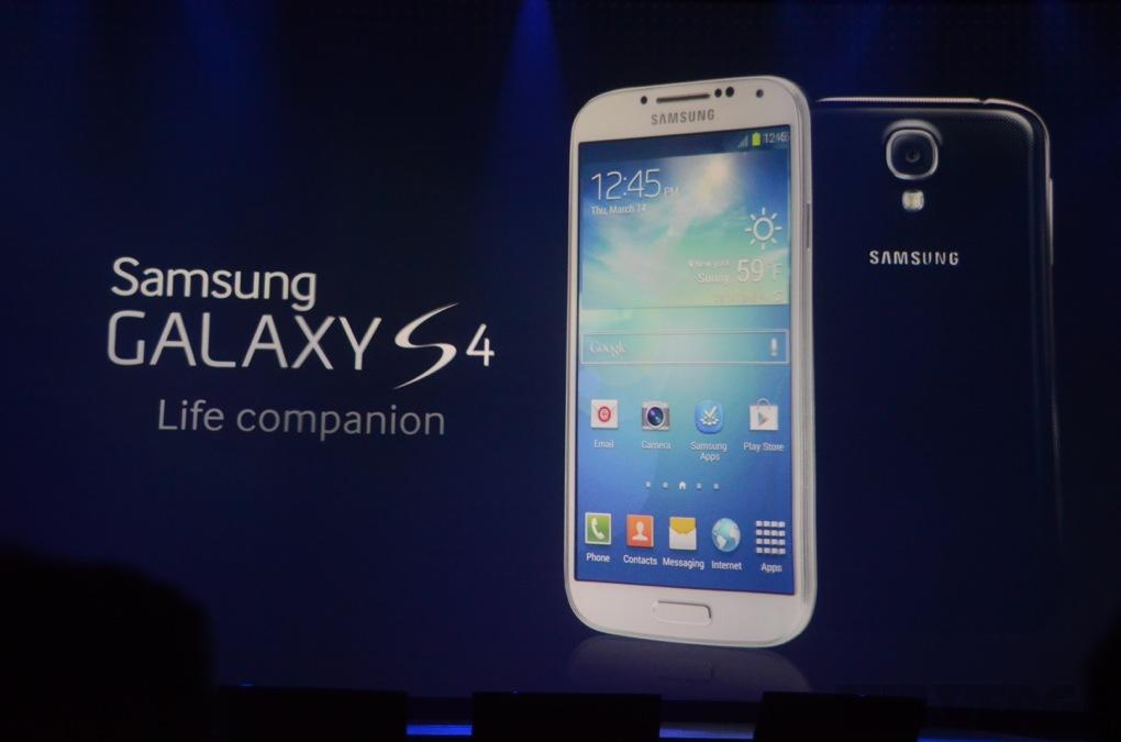 Tường thuật trực tiếp Galaxy S4: Bom tấn di động 2013 26