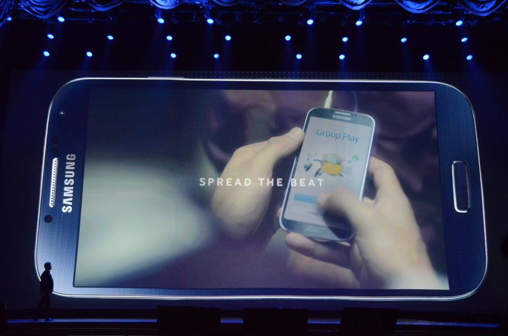 Tường thuật trực tiếp Galaxy S4: Bom tấn di động 2013 23