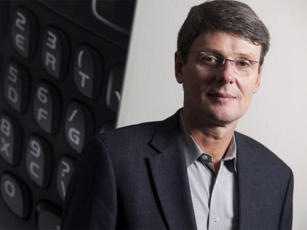 """CEO Blackberry: Windows Phone không phải là một """"nền tảng điện toán di động"""" 1"""