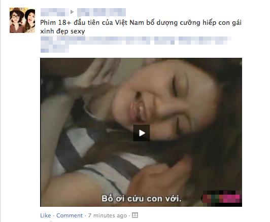 Cộng đồng Facebook tức giận vì nạn dùng hình sexy để spam 2