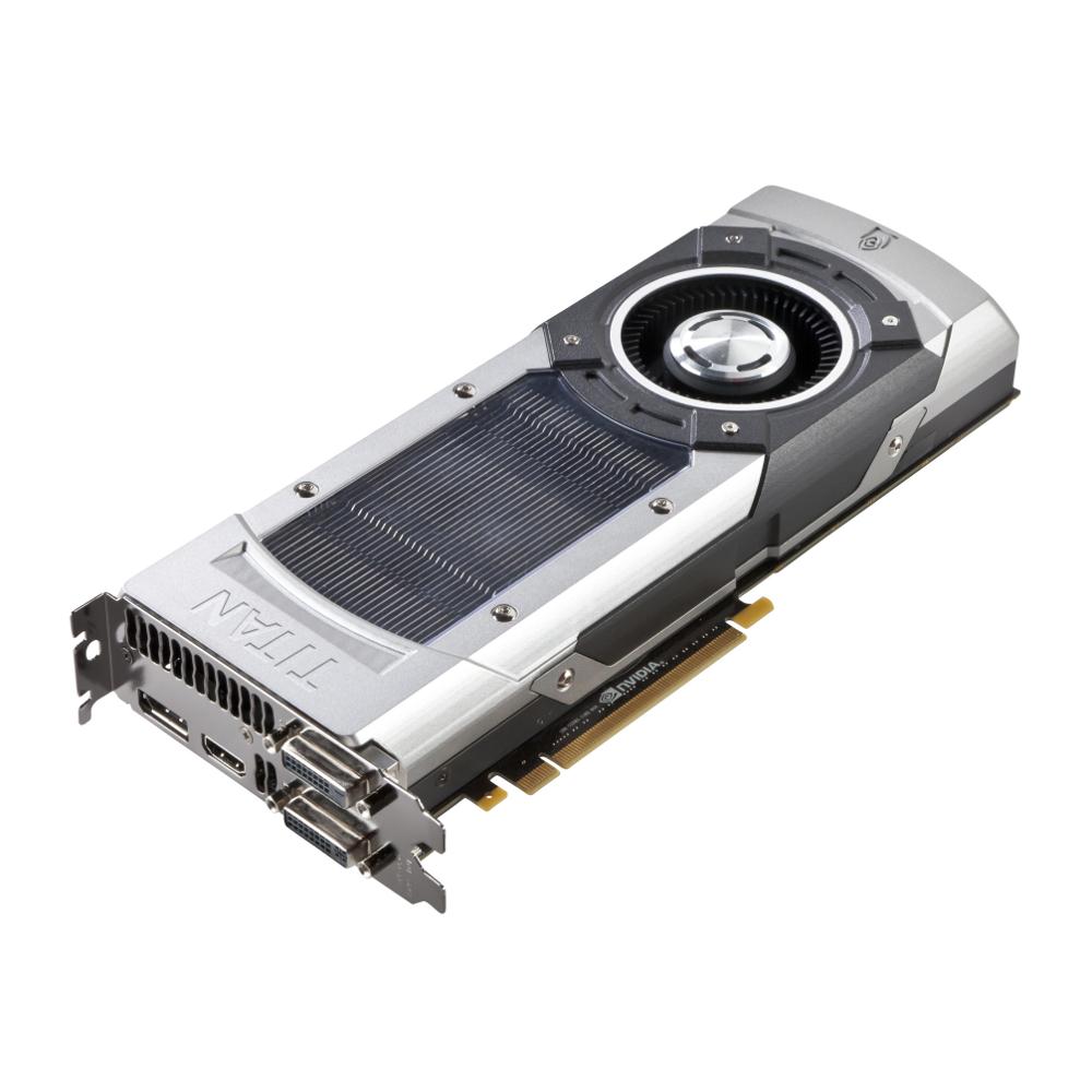 Nvidia đang phát triển GeForce Titan Ultra và Titan LE 1
