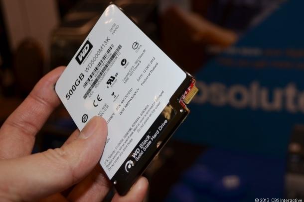 Western Digital lần đầu tiên làm ổ cứng lai WD Black, mỏng chỉ 5 mm 1