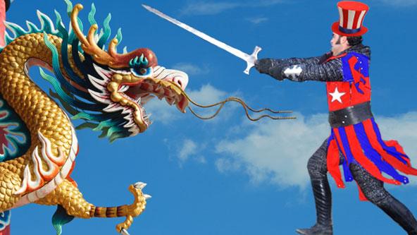 Trung Quốc – Mỹ khẩu chiến về gián điệp mạng 1