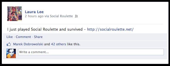 Facebook xóa ứng dụng tự tử dạng 'cò quay Nga' 2
