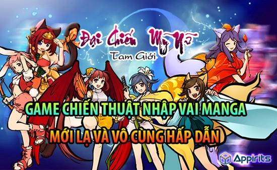 Những game online Nhật Bản đã và đang đến Việt Nam 15