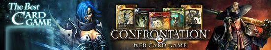 Hồi hộp và gay cấn với phiên bản game hoành tráng Confrontation card 1