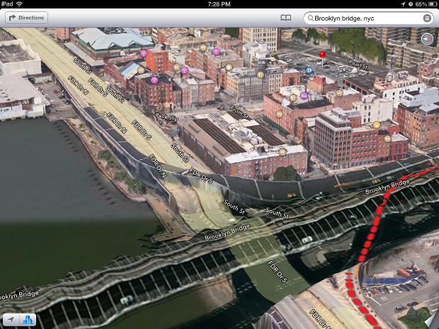 """Apple """"nhòm ngó"""" startup bản đồ xã hội hóa 3"""