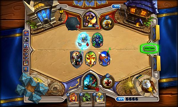 Game đấu bài Hearthstone của Blizzard đã mở cửa thử nghiệm 1