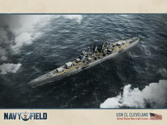 Game thủy chiến tuyệt đẹp rục rịch thử nghiệm 1
