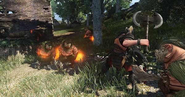 """Những game online bom tấn xứ Hàn đang chờ """"phát nổ"""" 3"""