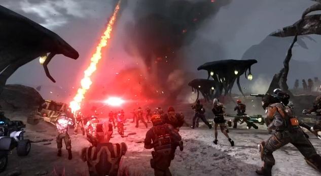 Game online bắn súng Defiance ấn định ngày mở cửa và cách thu phí 1