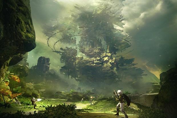 Cha đẻ Halo tung video giới thiệu Destiny - game online bắn súng mới 1