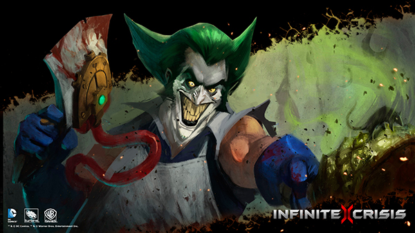 MOBA hấp dẫn Infinite Crisis ấn định ngày mở cửa 1