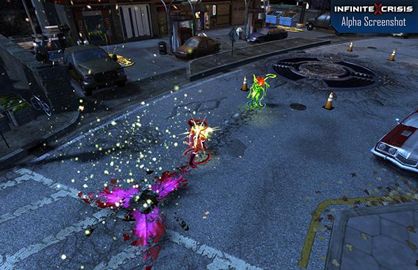 Infinite Crisis, MOBA dựa trên thế giới siêu anh hùng DC hé lộ 4