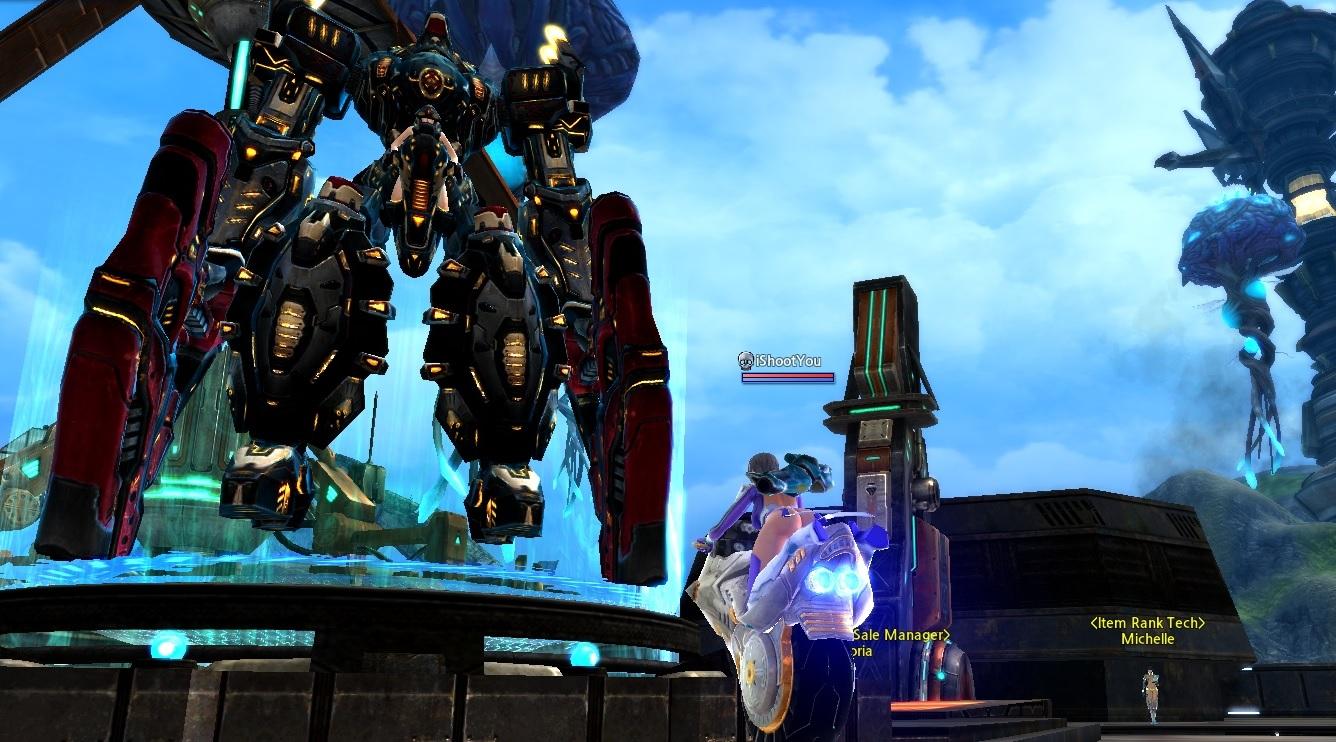 Cận cảnh game online bom tấn 18+ Scarlet Blade 1