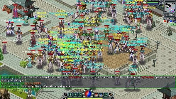 Game mobile 12Guns và MC Võ Lâm 3 mở server cùng ngày 1
