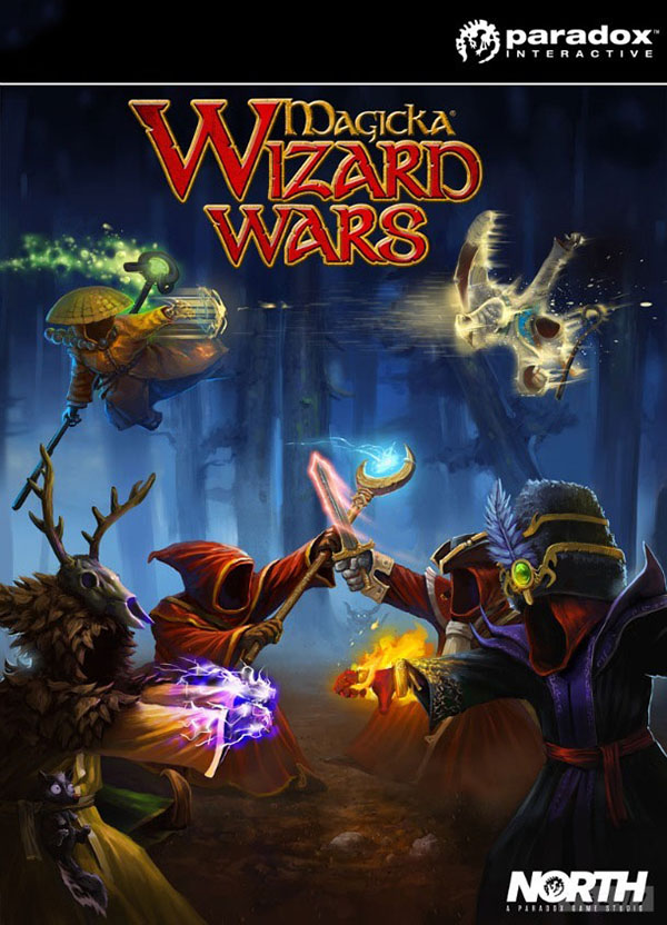 Ra mắt Magicka Wizard Wars, thêm một game MOBA gây sốt 1