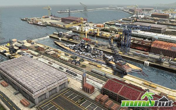 Game thủy chiến tuyệt đẹp rục rịch thử nghiệm 2
