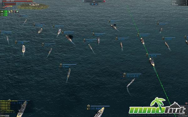 Game thủy chiến tuyệt đẹp rục rịch thử nghiệm 3