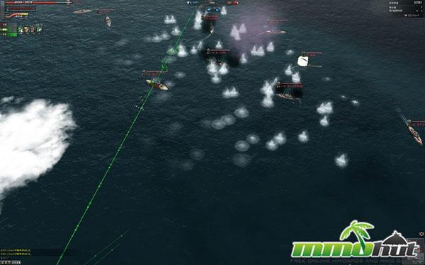 Game thủy chiến tuyệt đẹp rục rịch thử nghiệm 4