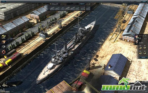 Game thủy chiến tuyệt đẹp rục rịch thử nghiệm 5