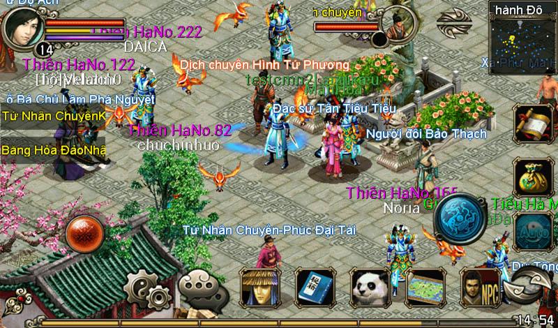 GameK gửi tặng 500 Gift Code Thiên Địa Quyết 1