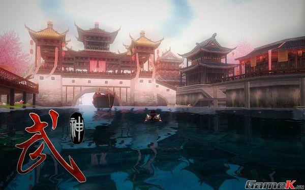 Võ Thần - Game online 3D đề tài lịch sử đang được chào hàng về Việt Nam 7