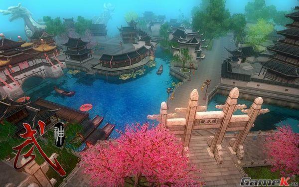 Võ Thần - Game online 3D đề tài lịch sử đang được chào hàng về Việt Nam 8
