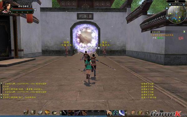 Võ Thần - Game online 3D đề tài lịch sử đang được chào hàng về Việt Nam 10