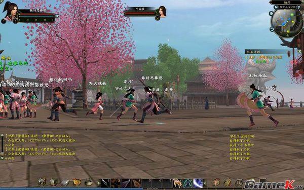 Võ Thần - Game online 3D đề tài lịch sử đang được chào hàng về Việt Nam 14