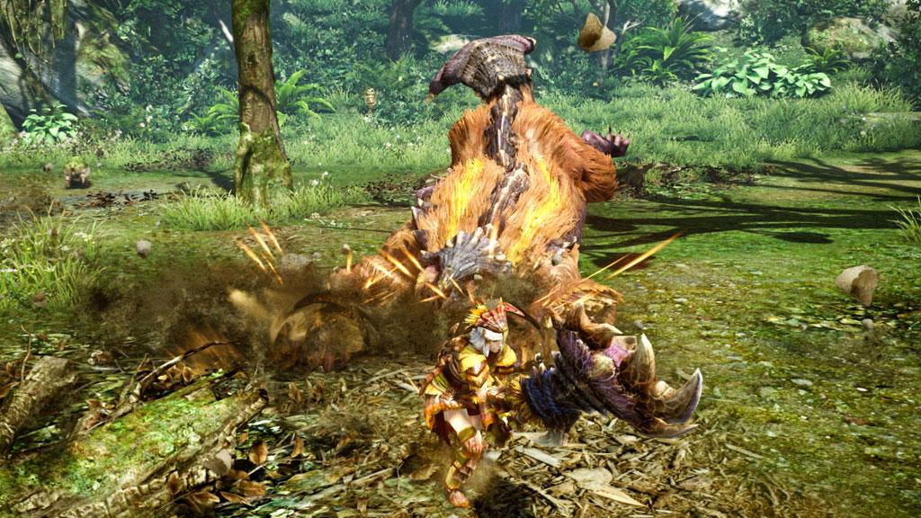 Monster Hunter Online tung trailer in-game khoe đồ hoạ cực chất 1