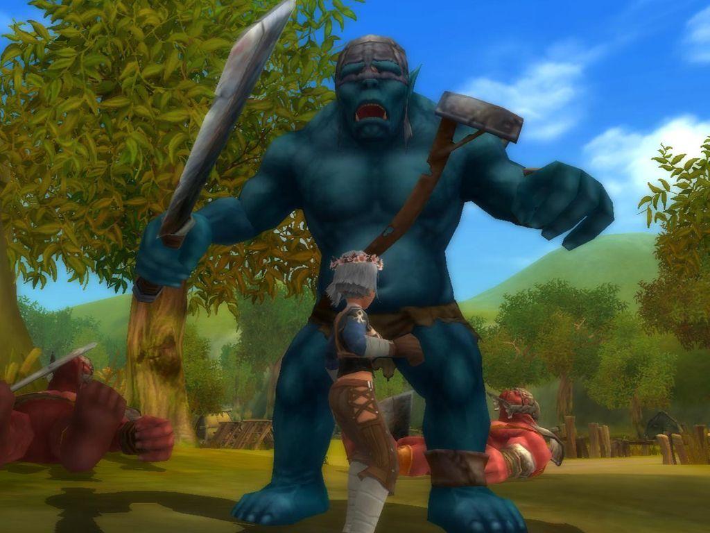 Những game online 3D sắp được phát hành tại Việt Nam 5