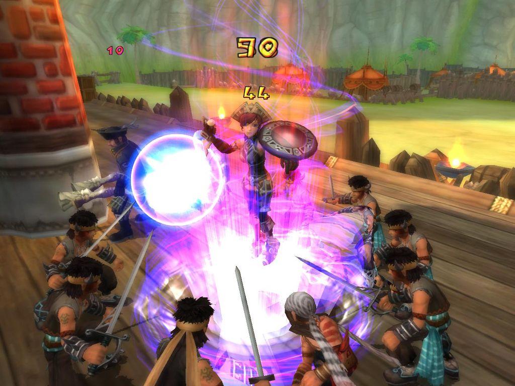 Những game online 3D sắp được phát hành tại Việt Nam 6