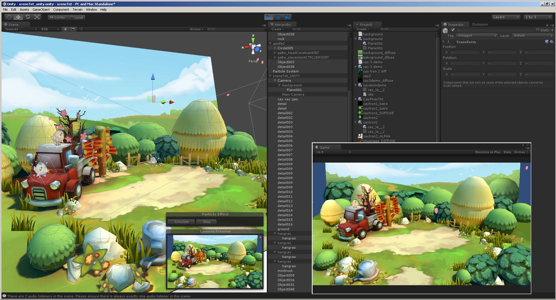 VTC Studio công bố game online 3D thuần Việt mới 1