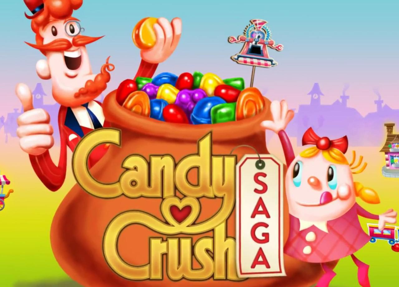 """Candy crush saga- Tại sao Teen Việt lại """"mốt"""" chơi game này 1"""