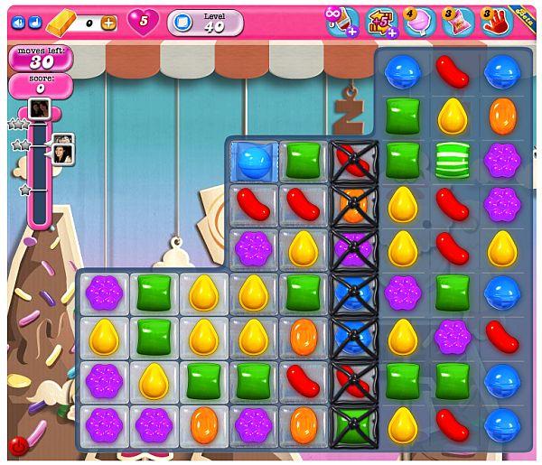 """Candy crush saga- Tại sao Teen Việt lại """"mốt"""" chơi game này 3"""