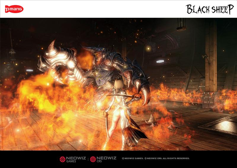 Black Sheep - Game nhập vai non-target tuyệt đẹp từ xứ Kim Chi 2