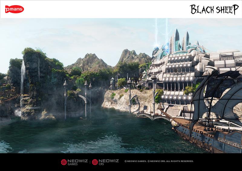 Black Sheep - Game nhập vai non-target tuyệt đẹp từ xứ Kim Chi 4