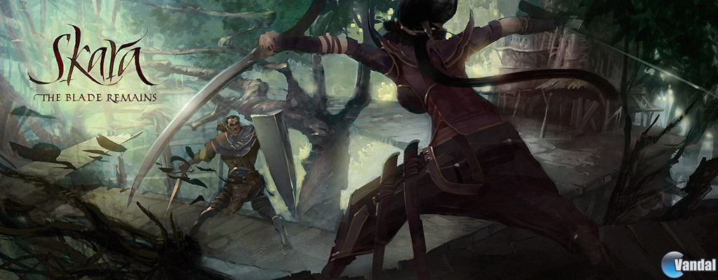 Skara: The Blade Remains – MOBA hành động hot mới ra mắt 2