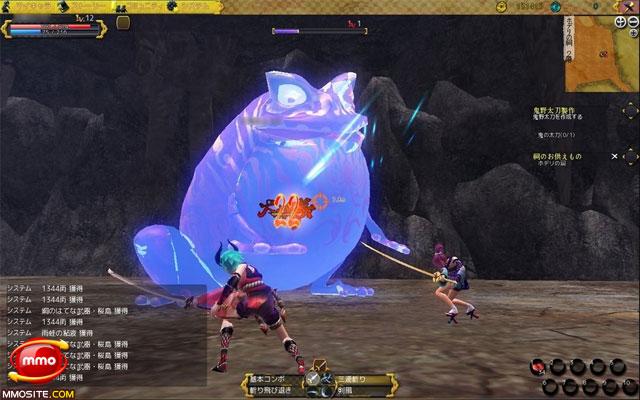MOBA Nhật Bản Onigiri Pandemonium tung screenshot mới 9