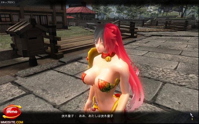 MOBA Nhật Bản Onigiri Pandemonium tung screenshot mới 2
